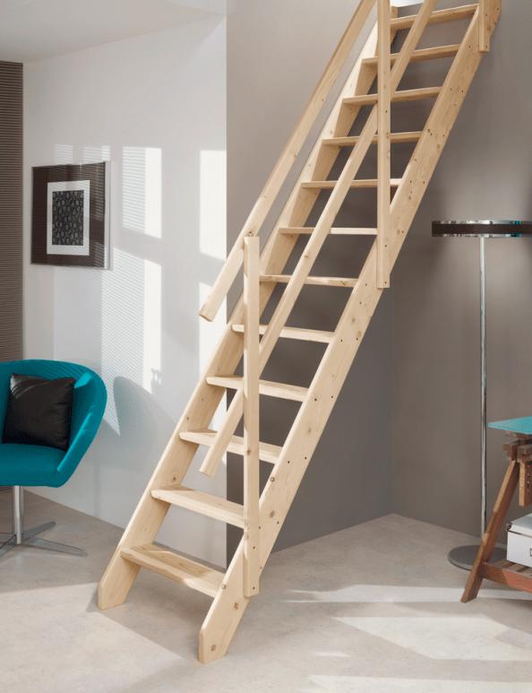 Treppen intercom Steinhaus