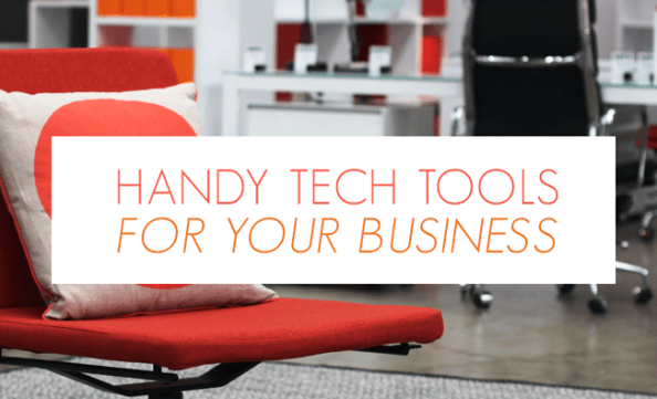 handy tech tools for your business