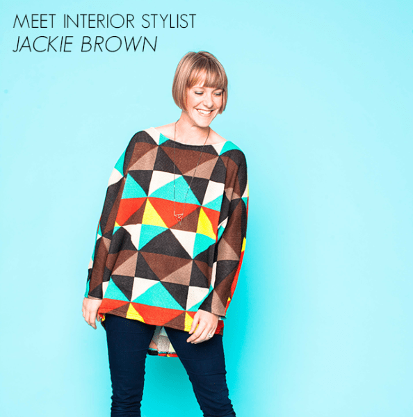 meet interior stylist jackie brown
