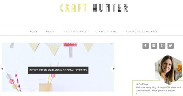 Craft Hunter