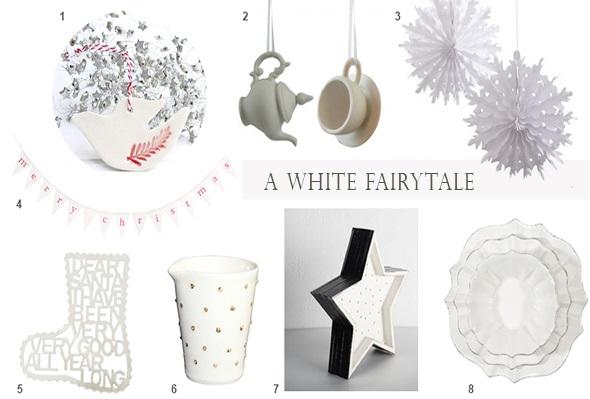 A White Fairytale