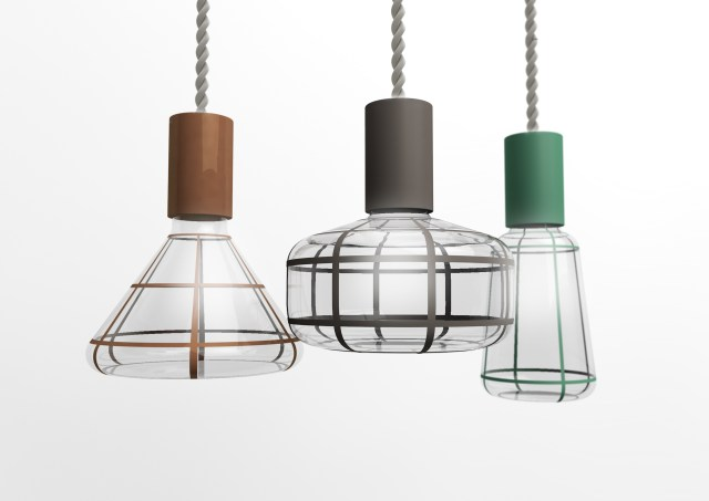 Tattoo Pendant Lights