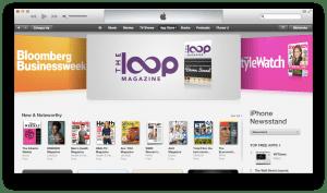 App Store Newsstand