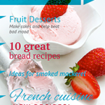 Magazine Templates Free from PressPad - Food