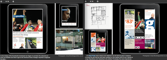 The Guardian Digital Magazine on iPad - PressPad blog