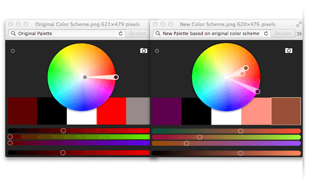 Adobe kuler free color scheme tool