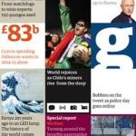 Grid Magazine Layout