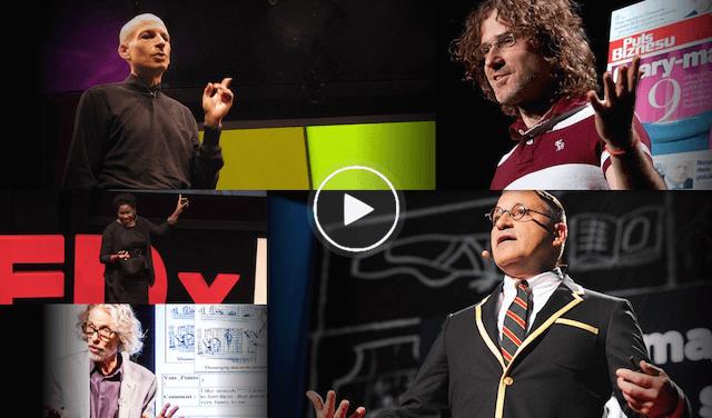 Best TED Talks on publishing