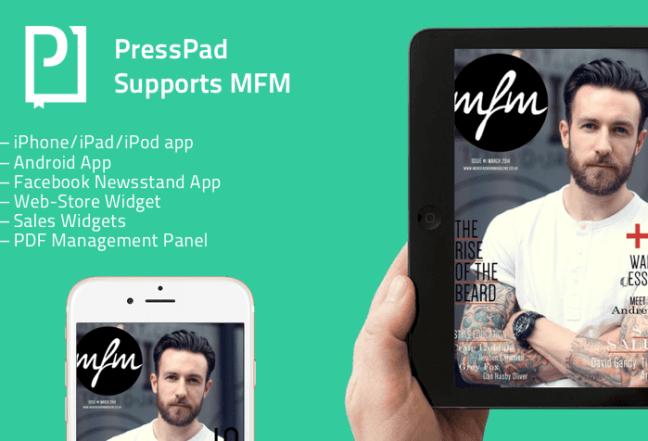 PressPad services to MFM