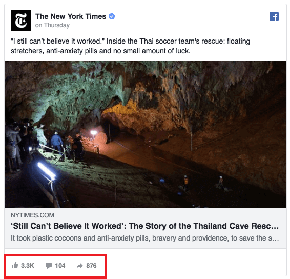 The New York Times on Facebook