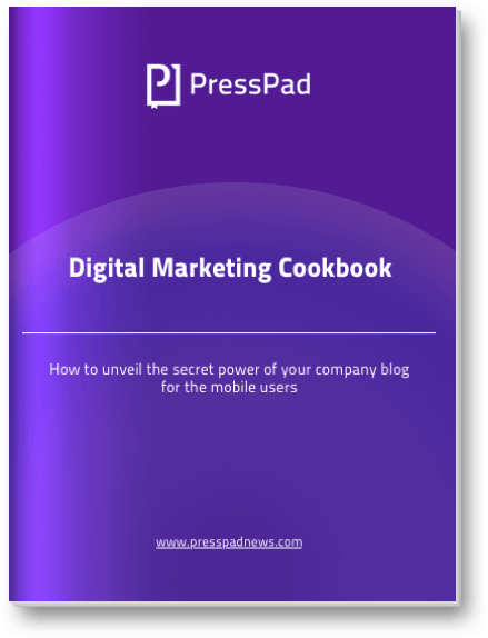 digital marketing guide - power WordPress blog up