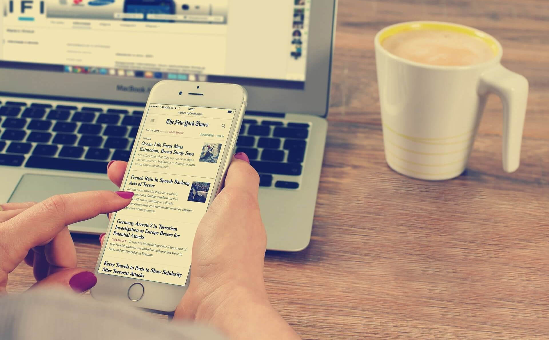 PressPad mobile apps technology attract magazine readers