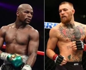 Sportsbooks Tighten McGregor vs. Mayweather Odds