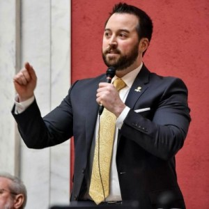 Legalize Online Gambling in West Virginia, Shawn Fluharty