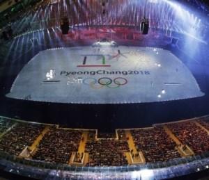 2018 Winter Olympic at Pyeongchang , South Korea