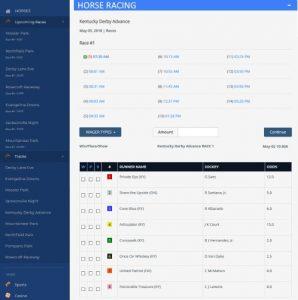 Racebook Software and Platform
