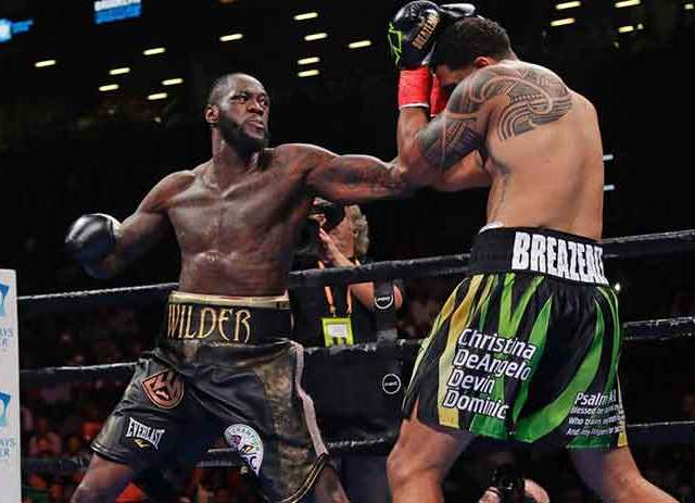 Bookie Talks about Deontay Wilder KO