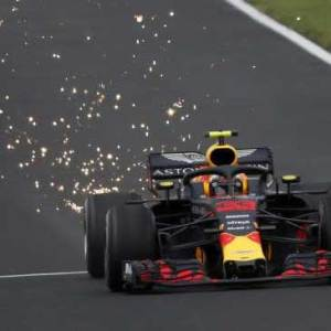Sportsbook F1 News - Max Verstappen Earns 1st Career Pole Position in Hungarian GP
