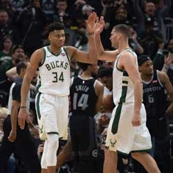 Sportsbook Updates Milwaukee Win Total