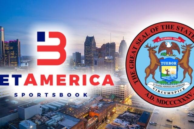 BetAmerica Enters the Michigan Sports Betting Market