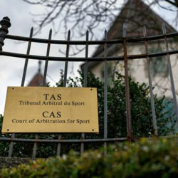 CAS Reduces Russia Doping Ban to Two Years
