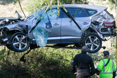 Tiger Woods Underwent More Procedures after Car Accident
