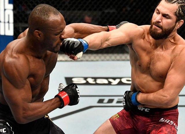 Usman vs Masvidal – UFC 261 Recap