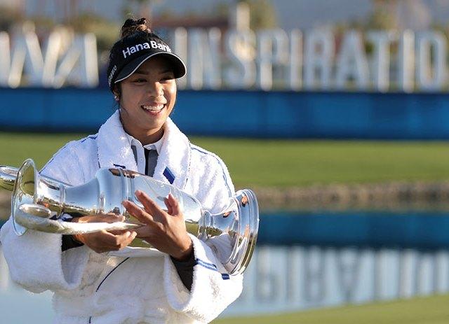Patty Tavatanakit Wins Debut Major at ANA Inspiration