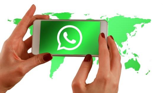 WhatsApp no mundo
