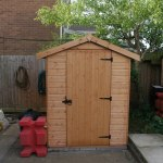 How To Build A Shed Base Out Of Paving Slabs