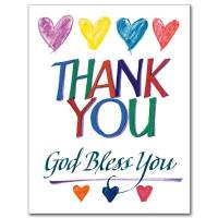 Religious Thank You Cards: The Gift of Saying Thanks - The ...