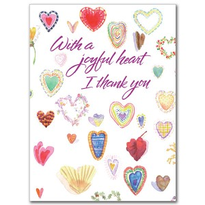 Thank You Cards 4