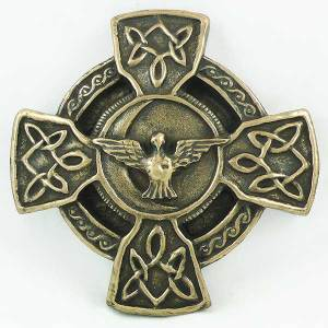 Celtic Wall Cross 1