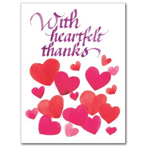 Thank You Cards 9
