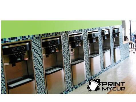 wholesale frozen yogurt supplies www.printmycup.com
