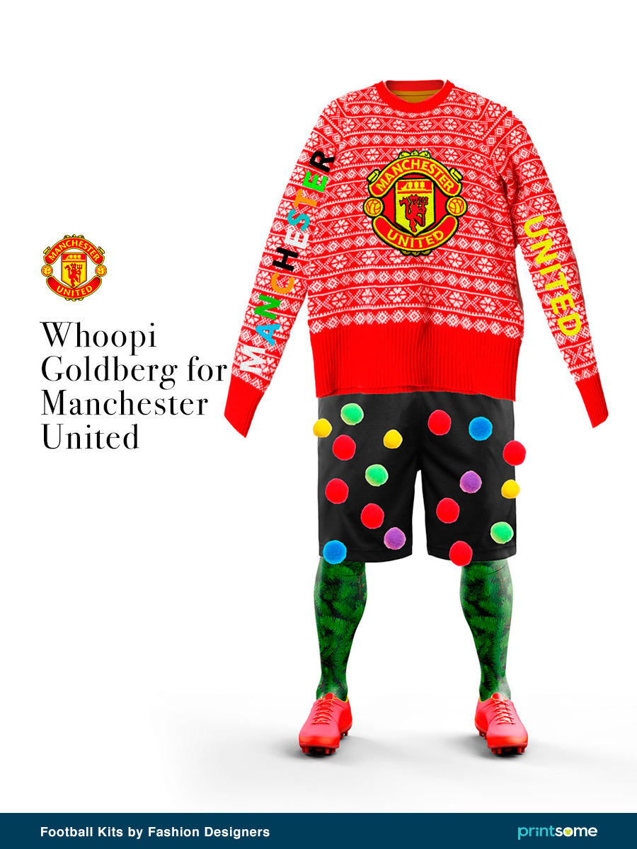 Football Fashion If Kits Were Designed By Famous Fashion