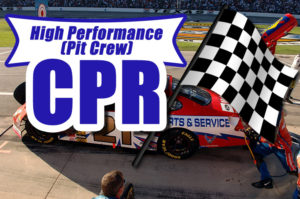High Performance (Pit Crew) CPR