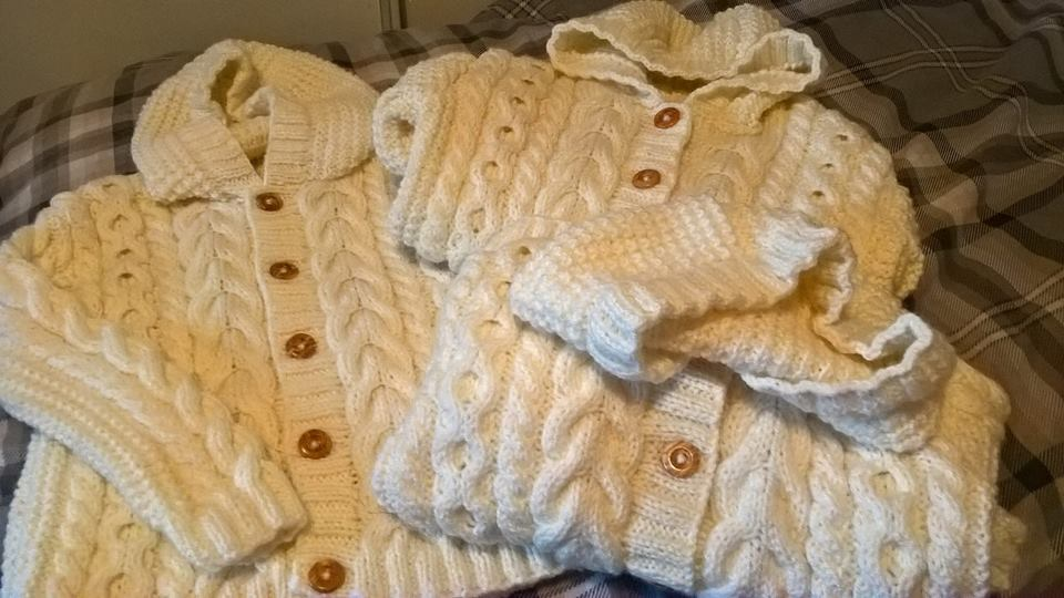 Grans Knits n Bits - Made to order hoodies