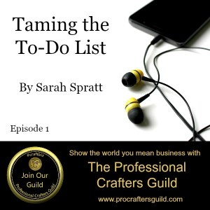 Taming the To-Do List Podcase