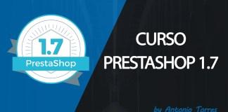 Curso PrestaShop 1.7