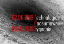Technologiczne podsumowanie dwóch tygodni 27.05-09.06.2019r.