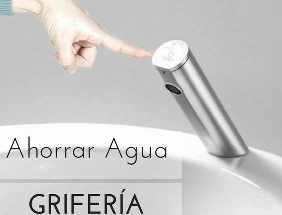 Ahorrar agua es posible con los grifos y accesorios adecuados for Metodos para ahorrar agua