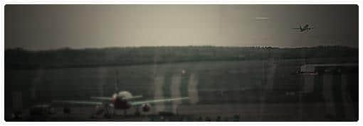 Ob irgendwann tatsächlich jemand abhebt? Der Berliner Flughafen.