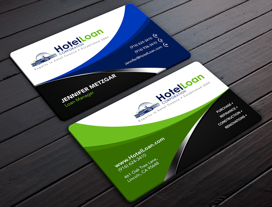 19 Creative Business Card Designs from 99designs