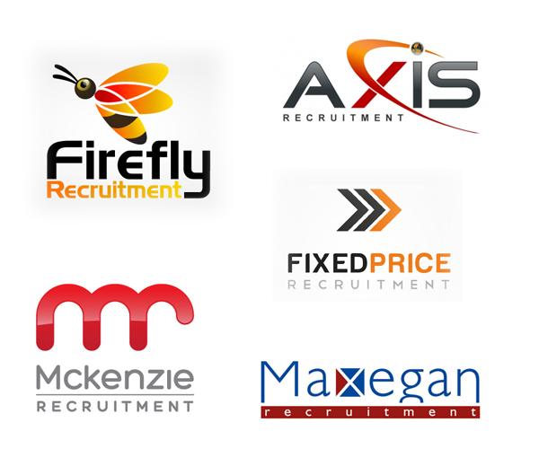13 Amazing Recruitment Logo Design ideas for Inspiration