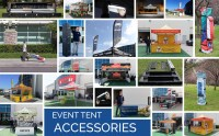 Event Tent Accessories