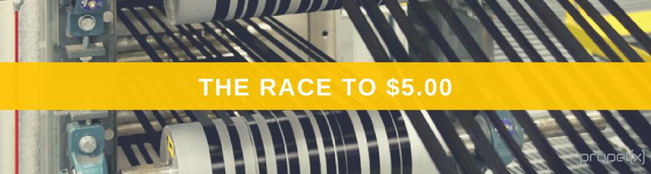 The Race to $5 per Pound Carbon Fiber