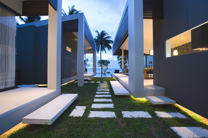 Luxury Rentals Mandalay Beach Villas Thailand