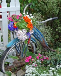 Creative Planter Ideas Garden