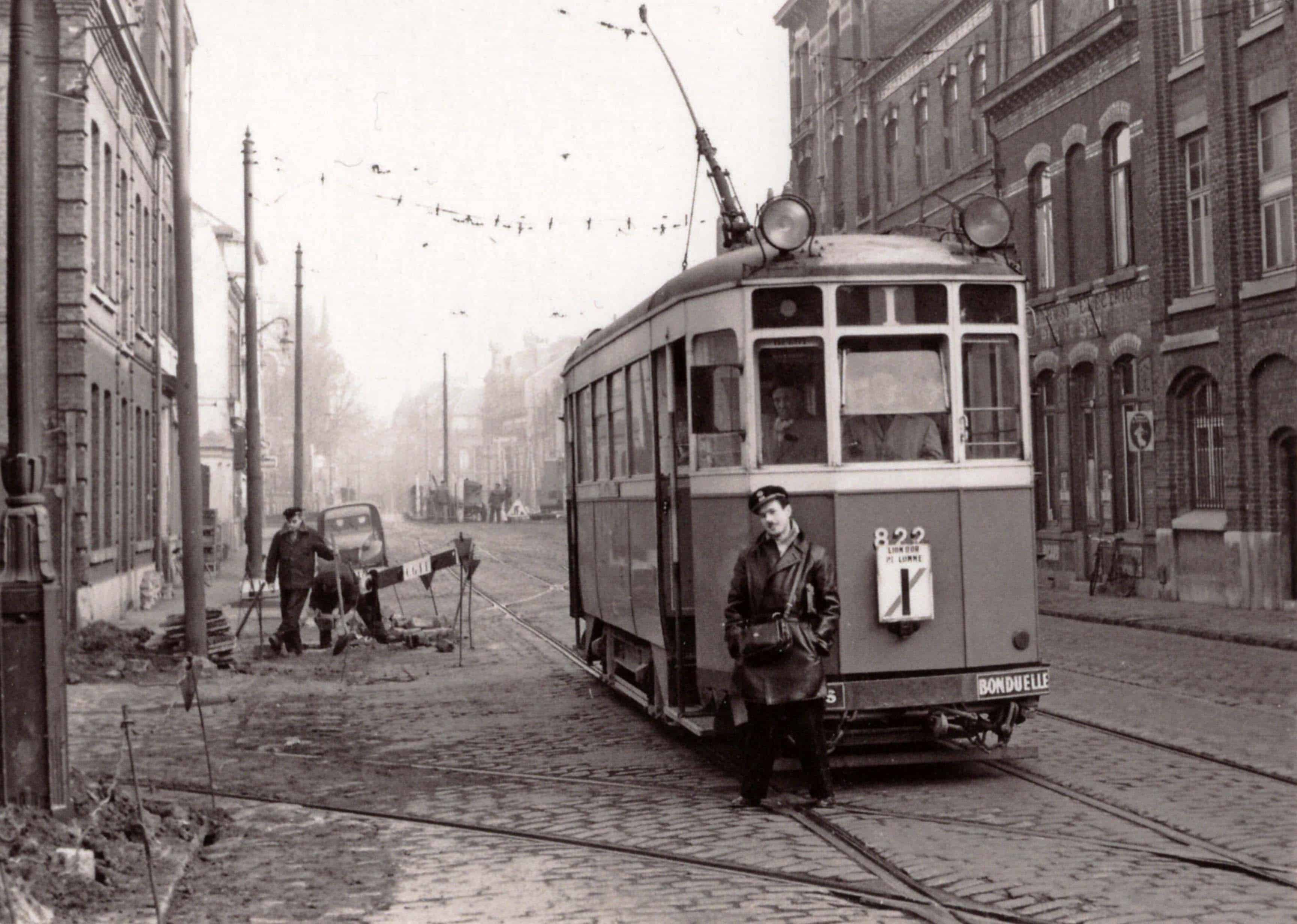 Chariot - Transport public